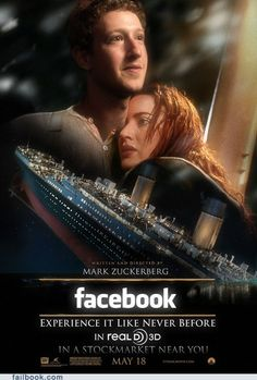 funny facebook fails - We all know how this movie ends...