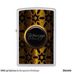 Shop RMA 49 Options Zippo Lighter created by Ronspassionfordesign. Custom Lighters, Lighter Fluid, Design Guidelines, Zippo Lighter, Good Ole, Stay Classy, Polished Chrome, Template, Stylish