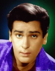 Shammi Kapoor, Indian Movies, Movie Stars, Icons, Vintage