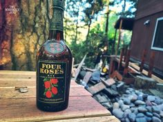 It's hard to describe exactly how this Four Roses Rye Whiskey differs from modern rye, but believe me when I say… it's stupid good. There is a balance of light and dark, beauty and brutality, that weave their way through this that make it difficult to draw parallels to anything on the market right now. It's a true unicorn. Rye Whiskey, Whisky, Oldest Whiskey, Malted Barley, Dark Beauty, Brand It, Coffee Bottle, Distillery, Bourbon
