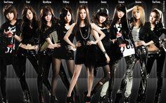 SNSD aka Girls' Generation Profile - KPop Music