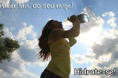 Quem aí odeia suor, mas gosta do faço de achar que está emagrecendo quando sua muito? Será que esse suor em excesso faz bem? Emagrece? #atividadefisica #sudorese #hidratacao