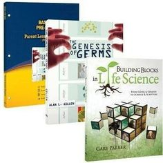 Master Books-Basic Pre-Med Set (9th - 12th Grade)
