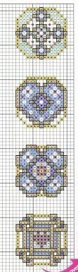 Gallery.ru / Photo # 62 - 2 - irisha-ira Best Bookmarks, Cross Stitch Bookmarks, Cross Stitch Cards, Cross Stitch Embroidery, Cross Stitch Patterns, Loom Patterns, Beading Patterns, Stitch 2, Double Knitting