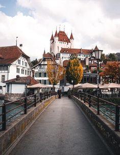 Schloss Thun 🇨🇭