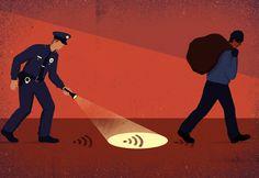 Davide Bonazzi - On the trail of cybercriminals. Client: Brandeis University…