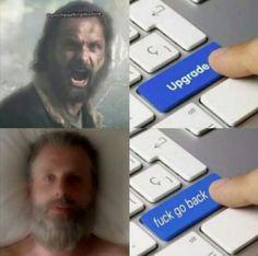 The Walking Dead #twd #thewalkingdead lol