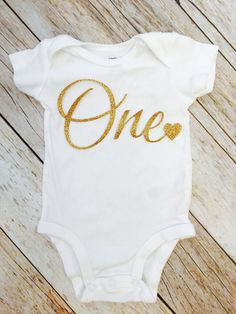 Golden Birthday, Birthday Onesie, Birthday Shirt,First Birthday Outfit Girl First Birthday Shirt,One Year Old Shirt by ClassySassyElegance on Etsy https://www.etsy.com/listing/289473429/golden-birthday-birthday-onesie-birthday