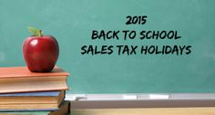 Tax Free Weekend para este Back To School. ¡Aprovecha! #YaPonteUpToDate