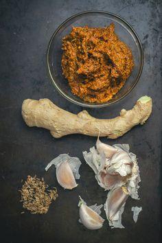 Pâte de curry tikka masala MAISON! Facile et délicieux! HOMEMADE tikka masala paste! Easy and delicious!   i love idian food! :)