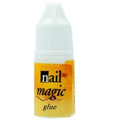 Nail Glue 3g By Nail Magic This Nail Glue Adhesive is for those elegant, long lasting nails you've been dreaming of - Our Nail Magic Professional Nail Glue give Professional Nails, Us Nails, Glue On Nails, Adhesive, Magic, Elegant, Classy, Chic