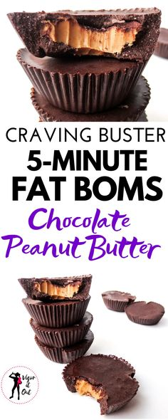 Easy Ketogenic Diet Chocolate Peanut Butter Cup fat bombs to curb every craving! What makes this the best fat boms recipe is that it is only 3 ingredients and takes 5 minutes to make, so fast so that you don't feel you need to cheat on that HFLC diet! Chocolate Fat Bombs, Chocolate Peanut Butter Cups, Chocolate Peanuts, Chocolate Recipes, Chocolate Cheesecake, Lemon Cheesecake, Blueberry Cheesecake, Chocolate Chocolate, Keto Friendly Desserts