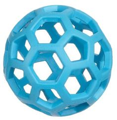 JW Pet Hol-ee Roller - Tough Rubber Dog Ball    Hol-ee Roller is not just any other ball that your dog can easily destroy. It is durable, chewy and bouncy. Hol-ee Roller is used for fetch, tug, chew and other such dog games.