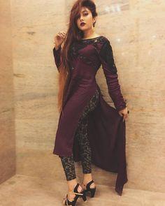 Fashion Models, Girl Fashion, Fashion Outfits, Punjabi Dress, Patiala Dress, Desi Models, Bollywood Outfits, Indian Girls Images, Kurti Designs Party Wear
