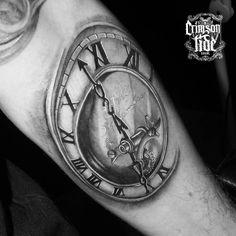 #family #pocketwatch #freshtattoo #forearm #watches #ink #tattoo #inked #tattooed #london #inmemory #bngtattoo #bng #camdentown #igorsto #tattooinlondon #toremember #crimsontideink #freshink #3dtattoo Customer wanted to change the time. I hope you enjoy it. www.tattooinlondon.com