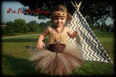 toddler costume  Indian Halloween Costume 6 by PinkHairBowBoutique