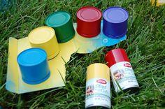 True Colors! (Montessori Knock Off)