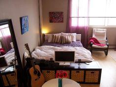 dresser bed