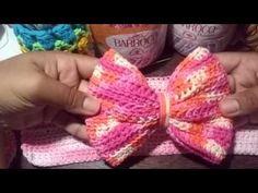 Cachecol Infantil em crochê #TC - YouTube