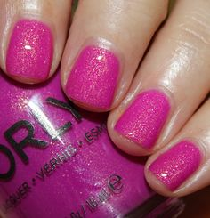 Orly Baked for Summer 2014 Swatches and Review