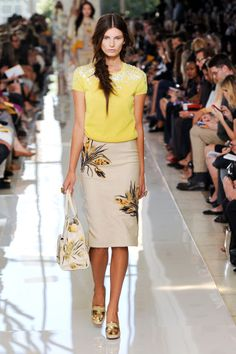 Tory Burch Spring 2013 Photo 1