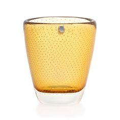 Taidelasi. Happosign. G. Nyman Nuutajärvi Notsjö -52. Korkeus 10 cm. Lassi, Glass Design, Finland, Shot Glass, Glass Art, Cool Designs, Bubbles, Ceramics, Tableware