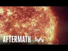 AFTERMATH   Welcome to the End of the World  - Anne Heche, James Tupper - TV Series Premieres September 27 10/9c    Syfy