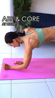 Gym Workout Chart, Ab Core Workout, Gym Workout Videos, Gym Workout For Beginners, Workout Challenge, Bum Workout, Core Workouts, Fitness Workouts, Abs Workout Routines