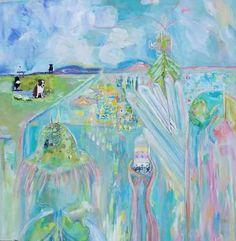 "Saatchi Art Artist E Tobin Eckian; Collage, ""dream + do"" #art"