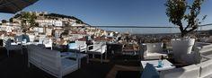 Die Rooftop Bar im Hotel Mundial, Lissabon