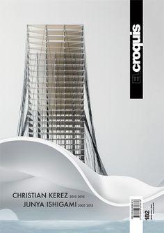 El croquis: publicación de arquitectura, construcción y diseño. N.182 - Christian Kerez 2010-2015 Junya Ishigami  2005-2015. Sumario: http://www.elcroquis.es/Shop/Issue/Details/93?ptID=1&shPg=4 Na biblioteca: http://kmelot.biblioteca.udc.es/record=b1178054~S6*gag