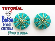 seed bead necklace patterns for beginners Tutorial Anillo, Earring Tutorial, Seed Bead Bracelets Diy, Seed Bead Earrings, Seed Beads, Beaded Earrings, Bead Jewellery, Tutorials, Streamers