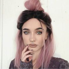Pastel Haircolor http://everyhairstyles.com/fantastic-pastel-hair-colors/