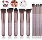 Kabuki Makeup Brush Set Soft Foundation Bronzer Concealer Eyeshadow Cosmetic Eye Check It Out #eyemakeup #softmakeup #makeupsoft
