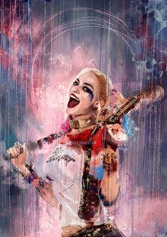 Harley Quinn by Namecchan on DeviantArt