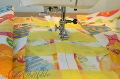 How To Sew in a Zipper