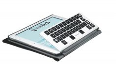 Win a SleeKeys iPad Air 1 or 2 Keyboard cover that you have to see to believe!! No bluetooth, no cords! No charging and weighs 3.5OUNCES!! #Giveaway ends 1/21