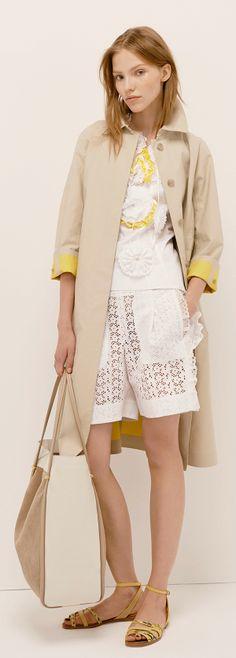 Découvrez la collection printemps 2014 de Nina Ricci #mode #ninaricci