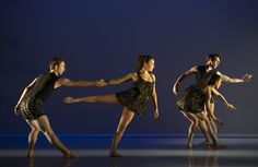 Code. Choreography - Sharon Watson. Photo - Bill Cooper by Central School of Ballet, via Flickr