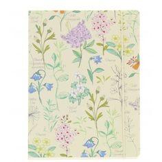 Woodland Trust Botanical A5 Notebook - £8.50