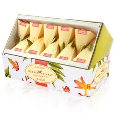 Tea Forte HERBAL RETREAT Presentation Box - Cool Kitchen Gifts