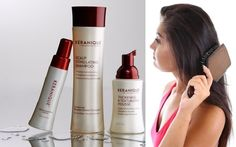 #Keranique Thickening & Texturizing Mousse   Instantly provides body while keeping your hair smooth and soft to the touch.