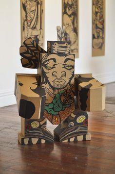 Image courtesy of Lance Cash and Enjoy. Maori Designs, Nz Art, Maori Art, Kiwiana, Art Series, Public Art, Street Art, Art Gallery, Arts And Crafts