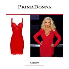 Zelfs Christina Aiygillera draagt Prima Donna!