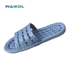 1b8b7dda911ba5 Waikol Hot Beach Shoes Casual Men Sandals Slippers Summer Outdoor Flip Flops  Flats Non-slip