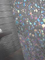 Dune USA - modern - bathroom tile - san diego - B Stone Mosaic, Mosaic Glass, Mosaic Tiles, Tiling, Stone Tiles, Stained Glass, Glitter Grout, Modern Bathroom Tile, Mosaic Bathroom