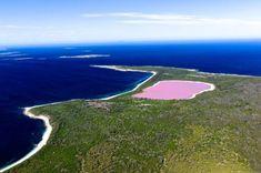 Lake Hillier Australia