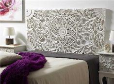 Álbum - Google+ Home Bedroom, Bedroom Decor, Wall Decor, Morrocan Theme, Thai Decor, Indian Room, Bedroom Furniture Design, Headboards For Beds, My New Room