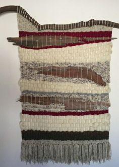 Roving for wall hanging