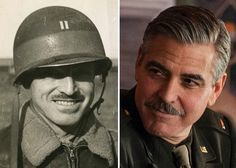 historical inaccuracies of Monuments Men movie